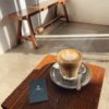 【浦和カフェ】空間を使ったシンプルな店内@NOG coffee