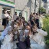 大宮ビューティー&ブライダル(B×br)で撮影の授業してきました。